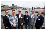 ECE-RETAIL-MEETING 2010 in Hamburg