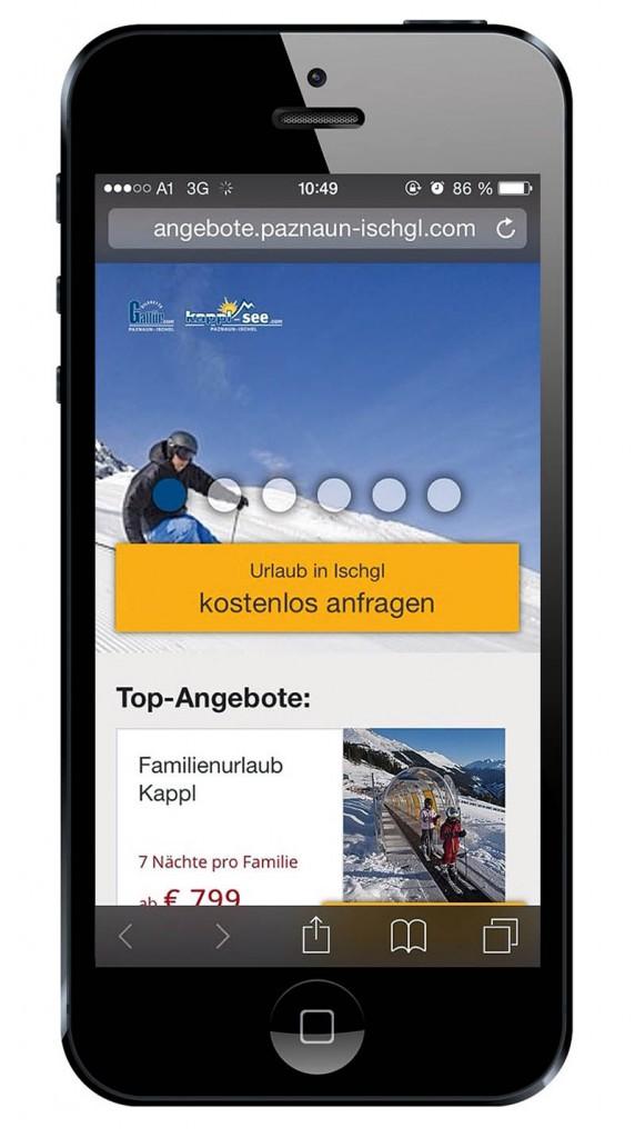 Online-Marketing: 3-mal mehr Anfragen durch neue Landingpage