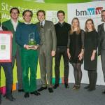 NOUS gewinnt Staatspreis Multimedia und e-Business