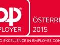 BILD zu TP/OTS - Top Employer Österreich 2015